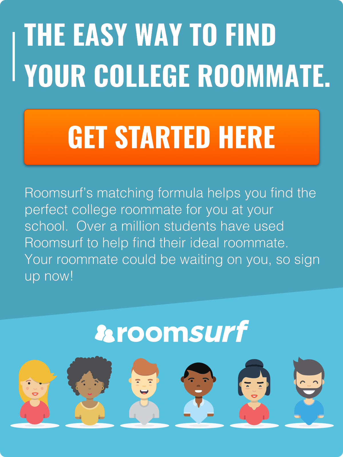The Pros & Cons of Getting a Randomly-Assigned College Roommate